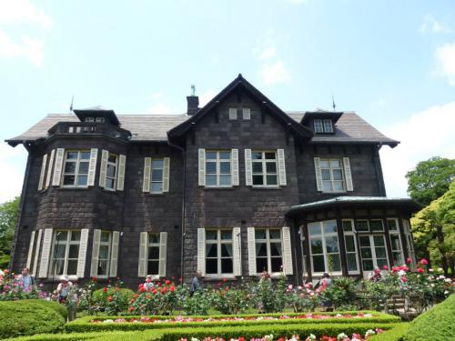 旧古河庭園20120518